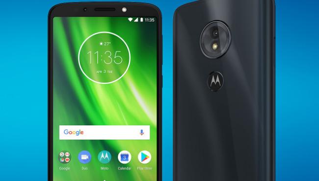 Il Moto G7 svelato (per errore) da Motorola