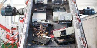 riciclo apparecchi elettronici