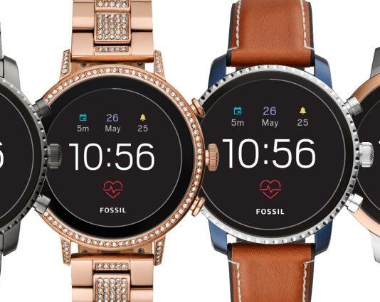 Fossil smartwatch