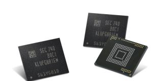 Samsung presenta la memoria da 1 TB per smartphone