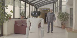 Konica Minolta avvia un progetto di robotica per la cura e l'assistenza