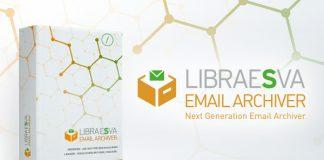 Storage sicuro delle email con Libraesva Email Archiver