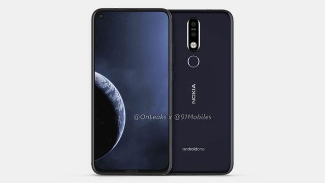 Nokia 8.1 Plus con dual cam a marchio Zeiss