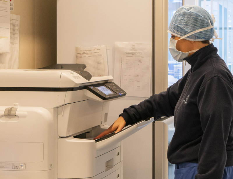 Columbus Clinic passa all'inkjet con Epson