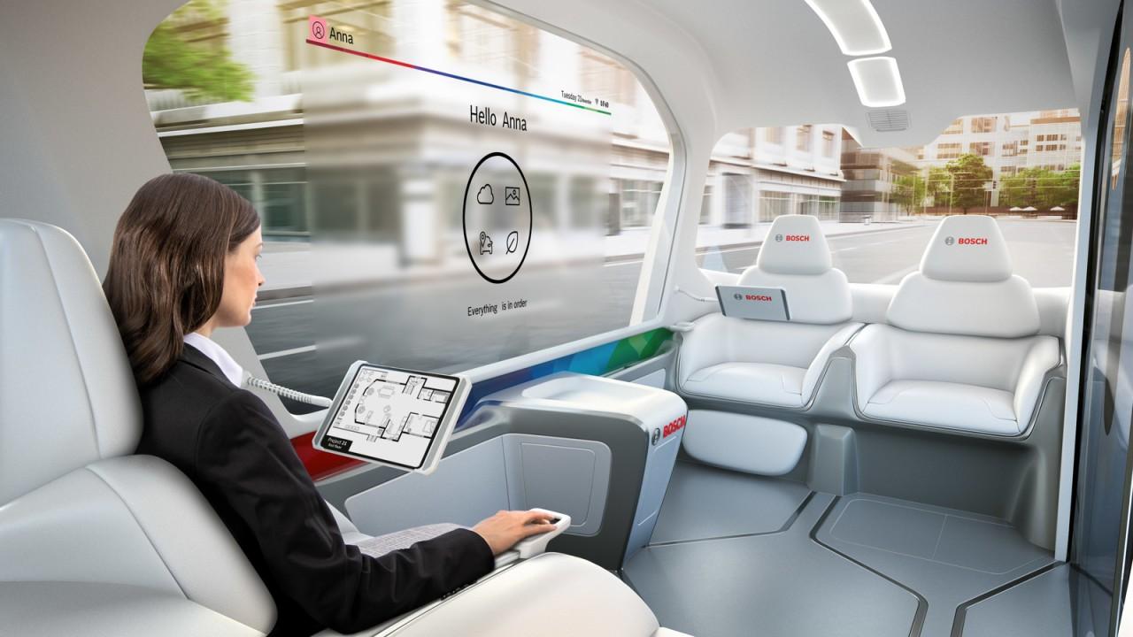 Bosch consolida la sua posizione come azienda leader nel settore IoT