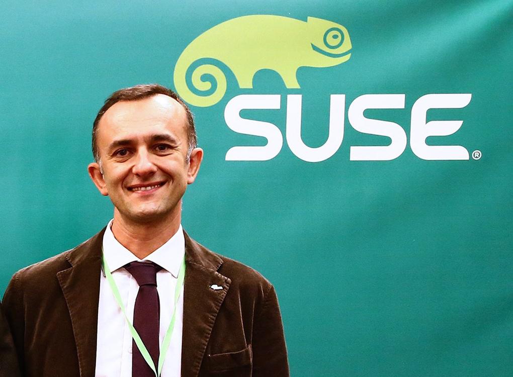 Due chiacchiere con Carlo Baffè, nuovo Country Manager di Suse in Italia
