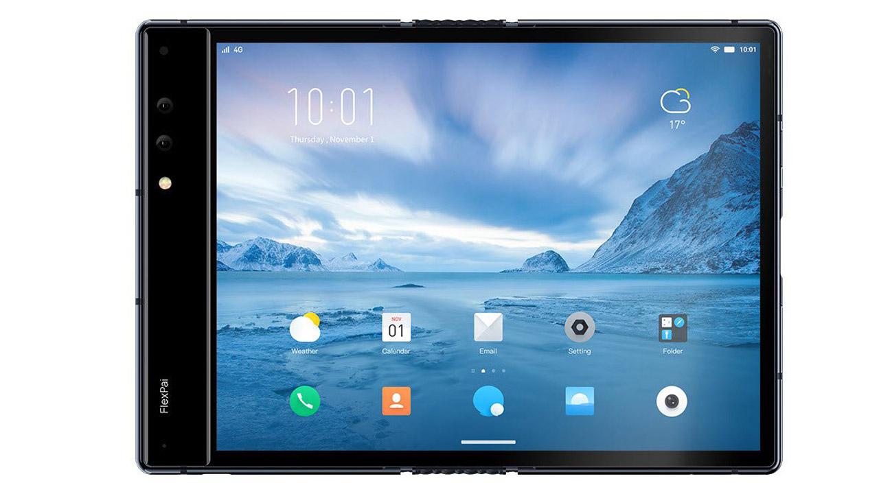 È di Royole il primo smartphone flessibile al mondo