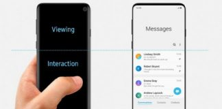 Il Galaxy S10 pubblicato, per errore, da Samsung