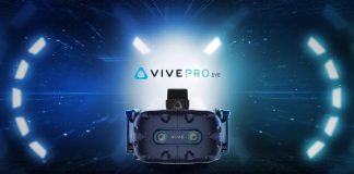 HTC annuncia i Vive Pro Eye