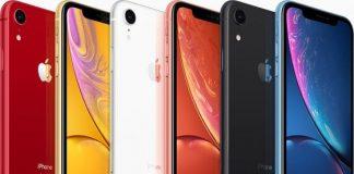 Apple registra gli iPhone 2019