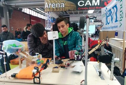 Al via le Olimpiadi robotiche: sette le scuole in gara