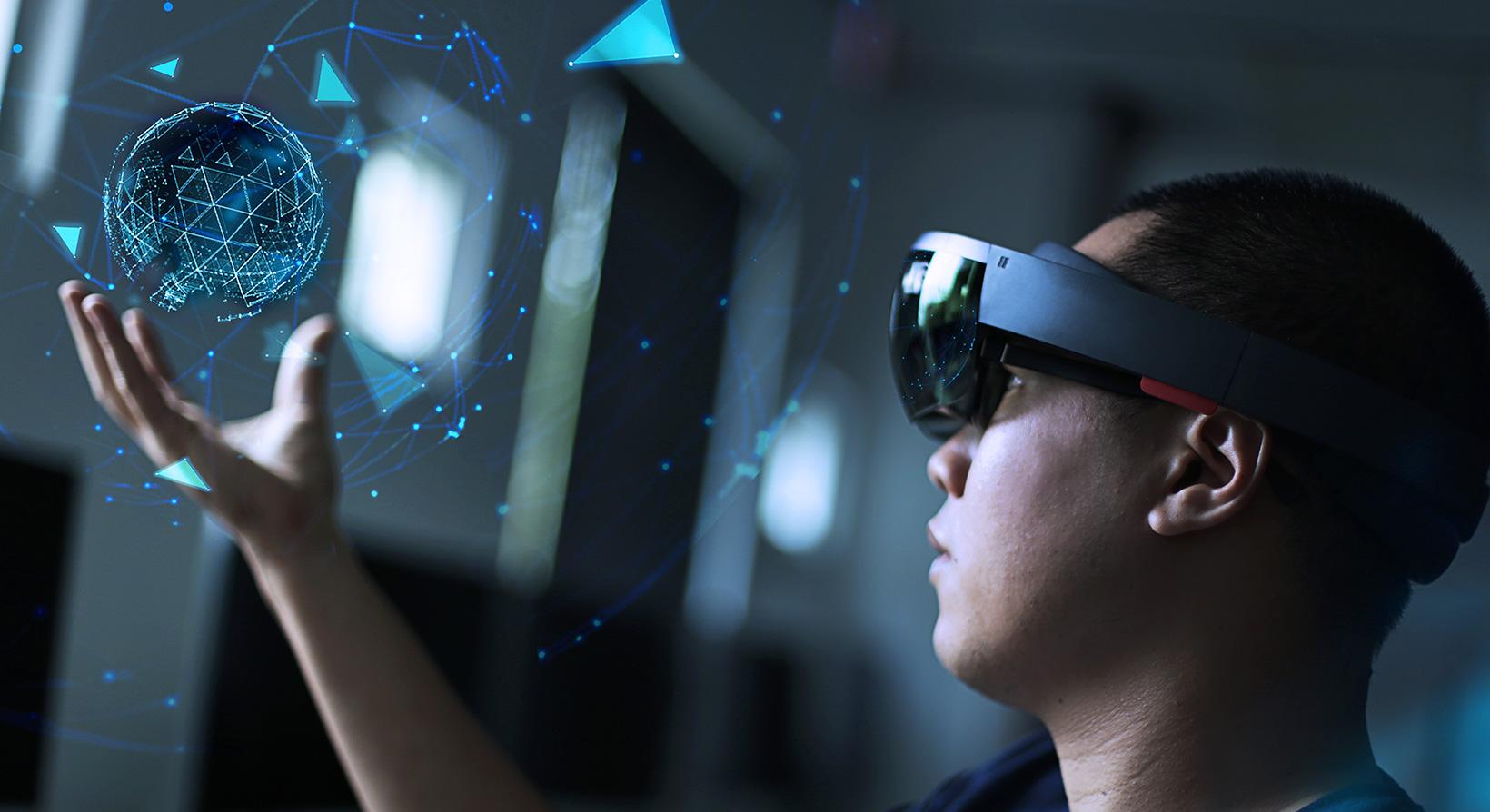 Canon: VR e AR creano ponti per le aziende