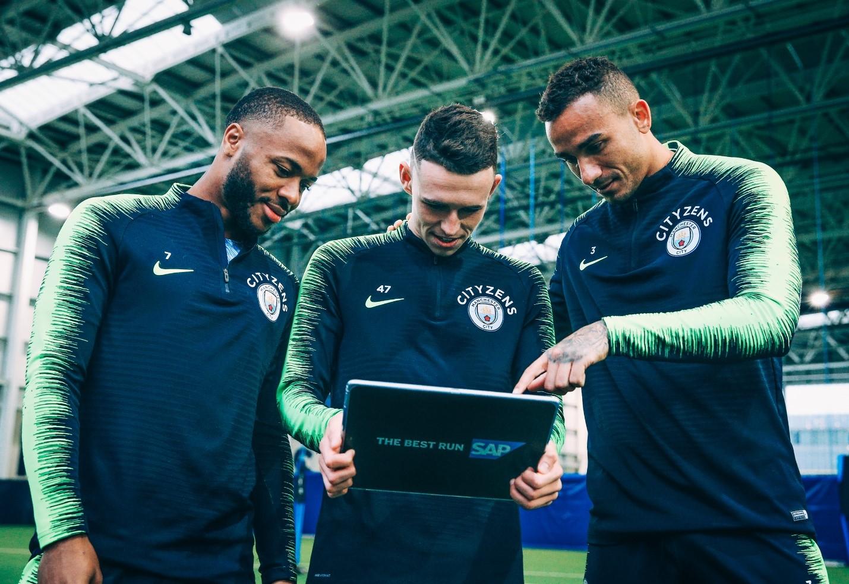 SAP e Manchester City portano la tecnologia dentro la partita