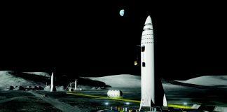 Elon Musk pubblica la prima foto dello Starship