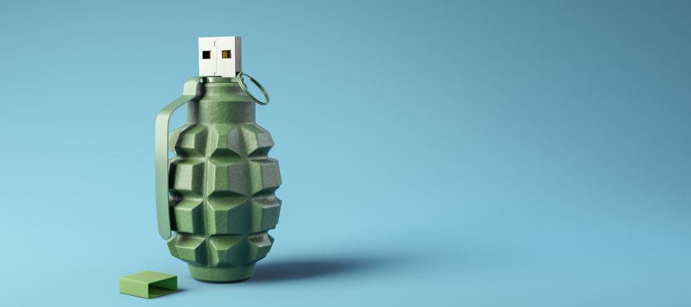 Un futuro senza chiavette USB?