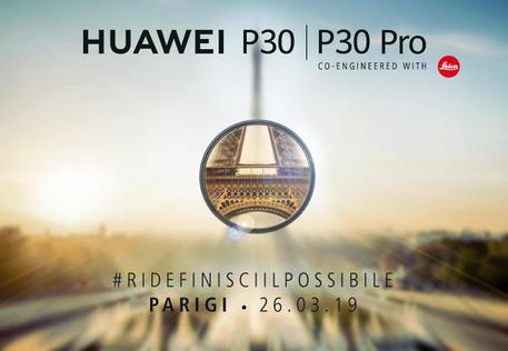 Huawei P30 e Huawei P30 Pro