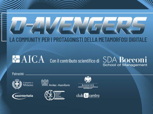 D-AVENGERS, la community per i protagonisti della trasformazione digitale