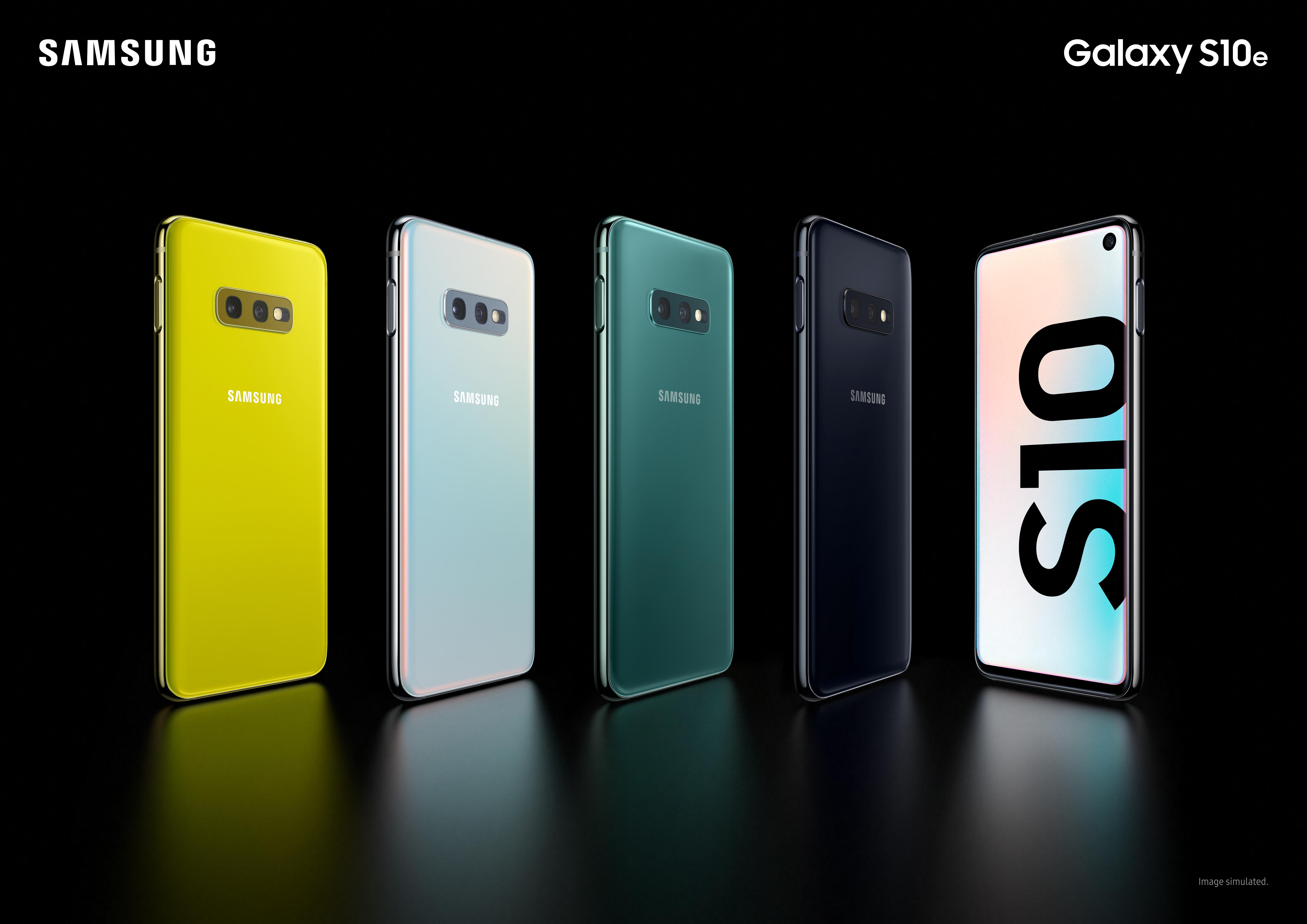 Il Galaxy S10 5G arriva ad aprile