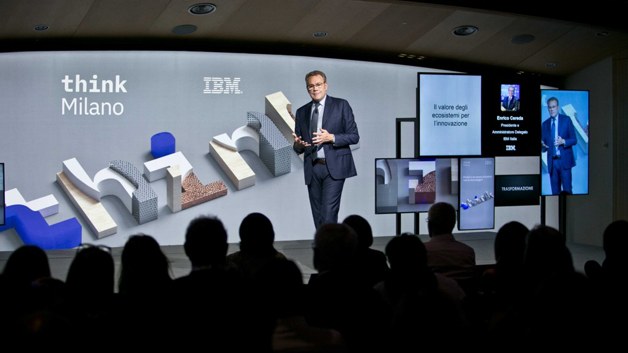 IBM Studios Milano Enrico Cereda