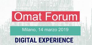 Al via la nuova edizione di Omat Forum