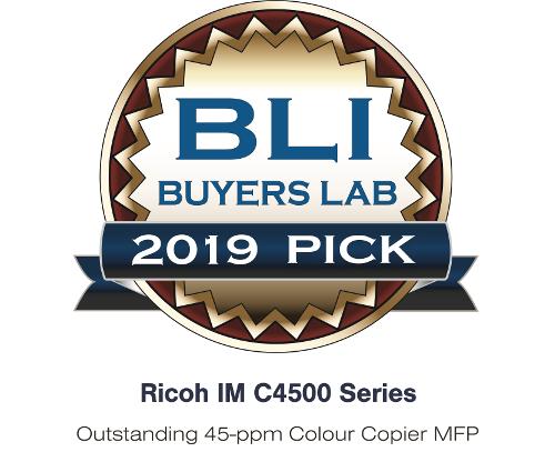 Buyers Lab Award: doppio riconoscimento per Ricoh