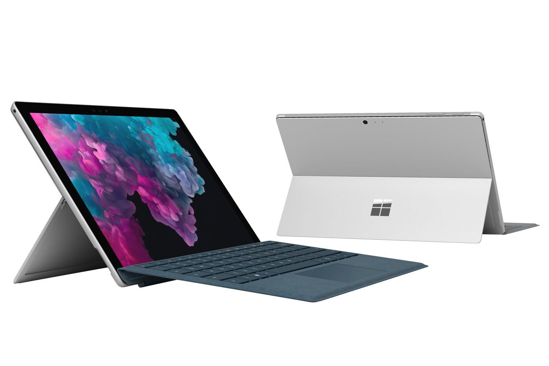 Microsoft Surface Pro 6, Laptop 2 e Studio 2 arrivano in Italia