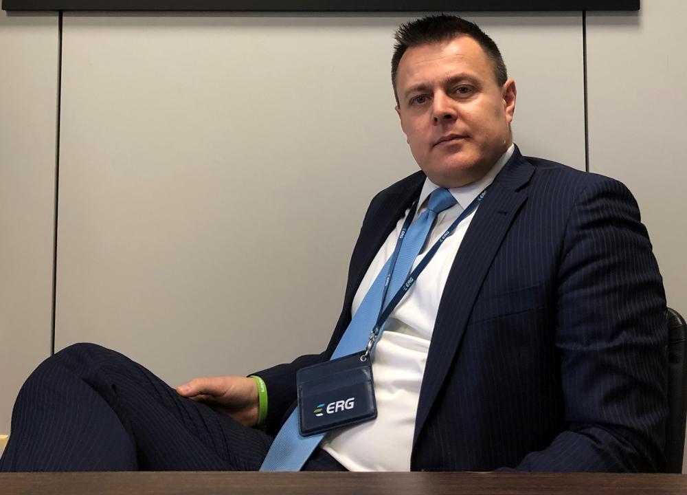 ERG sceglie Forcepoint per la security dei propri asset strategici
