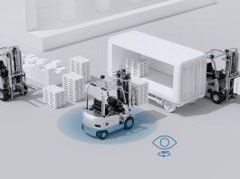 Bosch, il sistema multicamera per l'automotive entra nella logistica