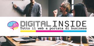 Al via i corsi di Digital Inside, tutto il web a portata di business!