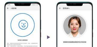 Huawei raddoppia il riconoscimento facciale