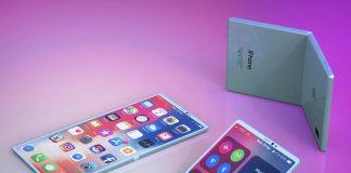 Ecco come potrebbe essere l'iPhone pieghevole di Apple