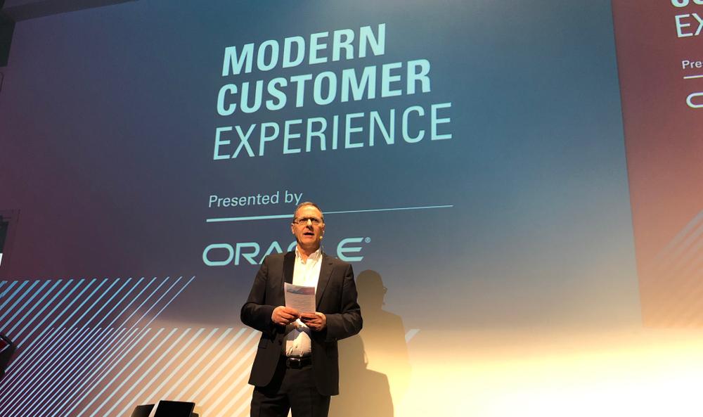Oracle, Customer Care ai tempi del cloud