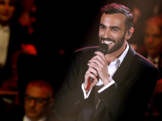 Sanremo: boom di tweet per Marco Mengoni e la Bertè