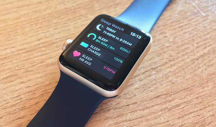 Apple Watch: in arrivo una funzione per monitorare il sonno