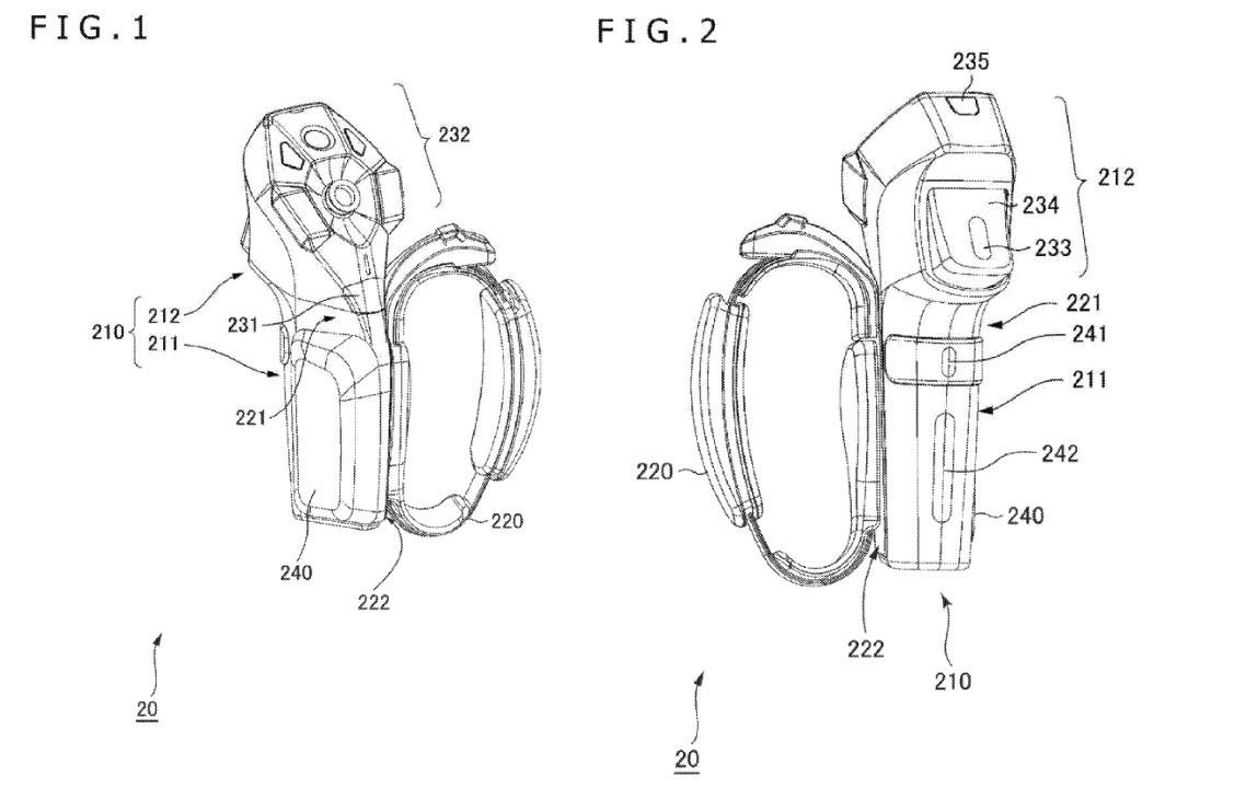 Un nuovo brevetto mostra il futuro della PSVR