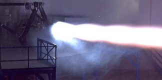 motore Raptor di Starship di SpaceX