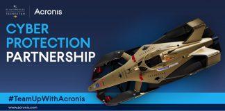 DS TECHEETAH in pole position nella protezione informatica grazie ad Acronis