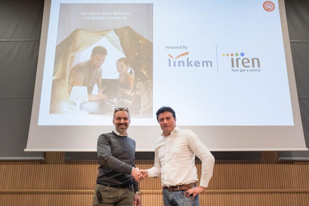 Linkem: firmato l'accordo con Iren, nasce
