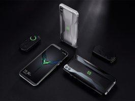 Xiaomi Black Shark 2 racchiude un display sensibile alla pressione