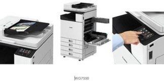 Canon presenta una nuova serie di stampanti inkjet per l'ufficio
