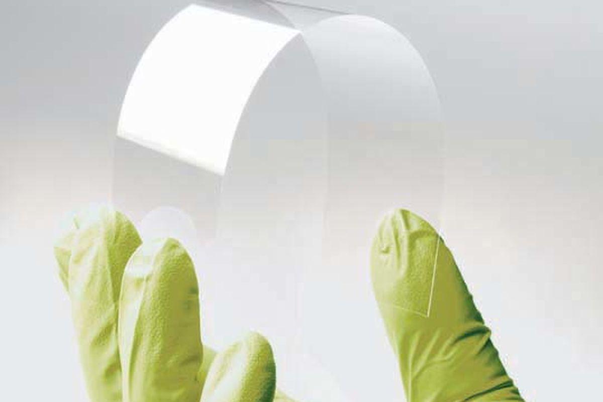 Corning sta lavorando su vetro flessibile per smartphone pieghevoli