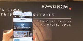 Huawei P30 e P30 Pro