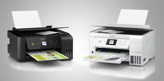 Risparmio di tempo e denaro con i nuovi modelli EcoTank di Epson