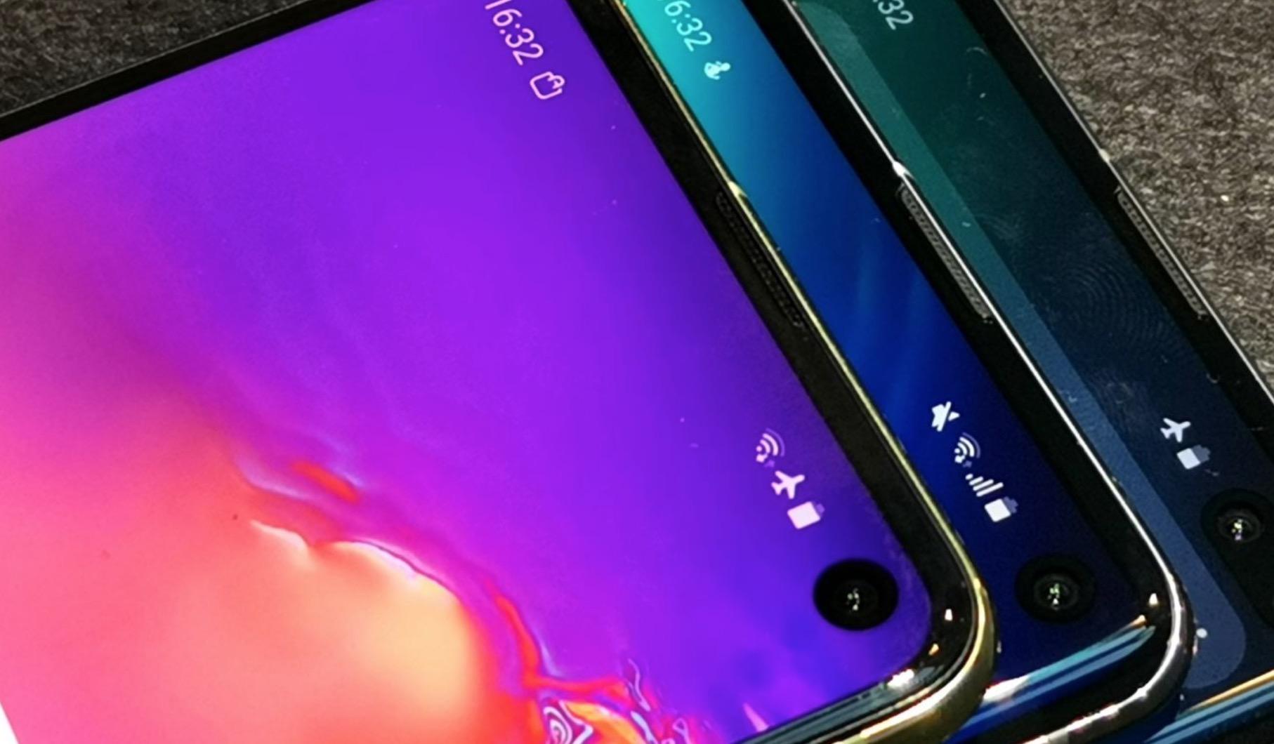 Il Samsung Galaxy S10 ha il display più accurato