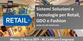 Ingenico sarà presente a It's All Retail