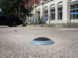 Bosch alla Milano Digital Week con Parking Lot Sensor