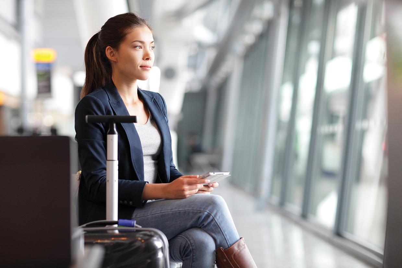 Con SITA i passeggeri Aeromexico sono connessi in tempo reale con il proprio bagaglio