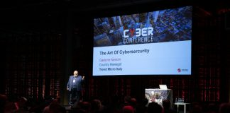 Trend Micro Cyber Conference 2019