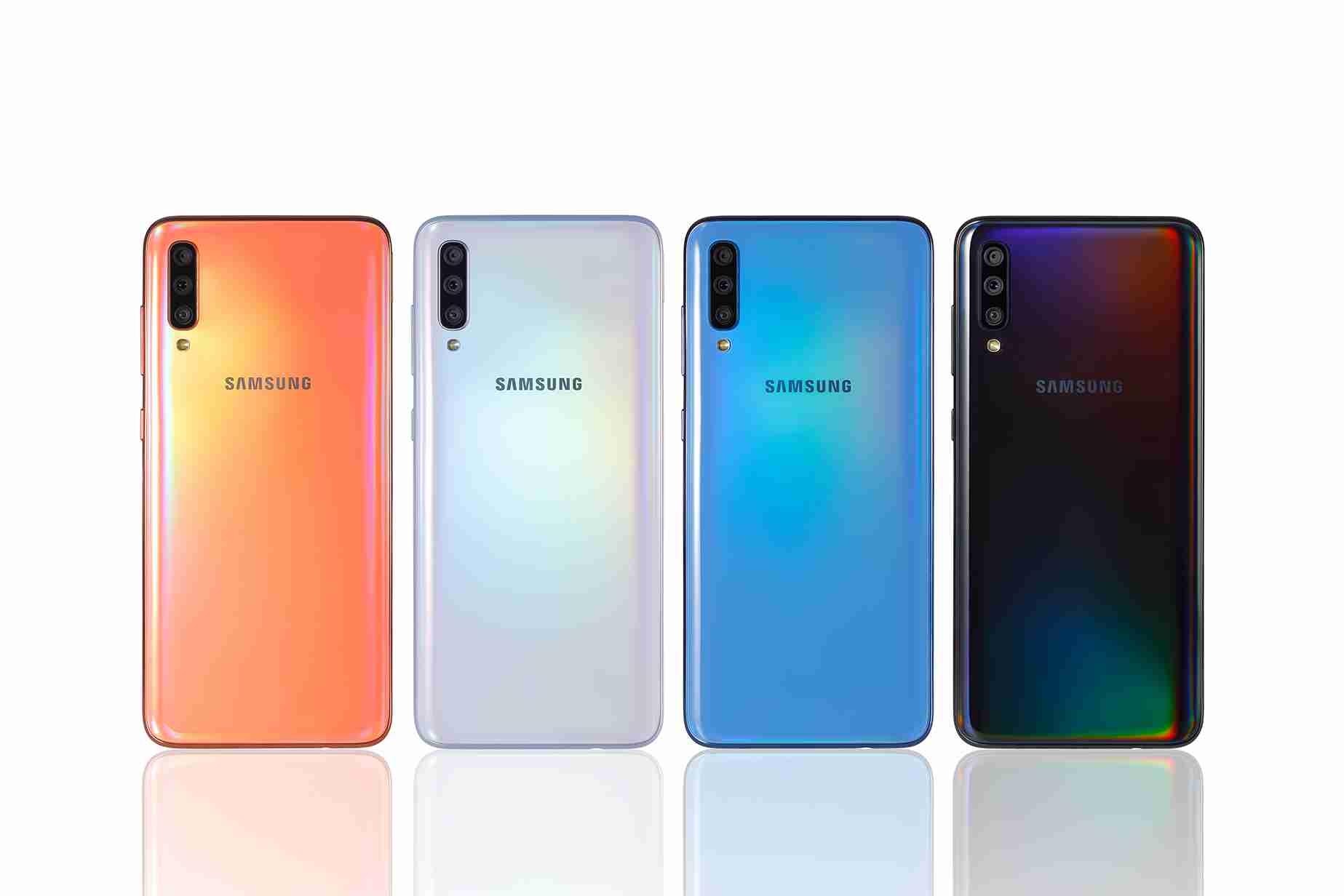 Samsung presenta Galaxy A