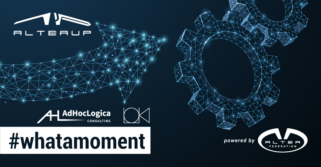 Altea UP acquisisce AdHocLogica e Loki